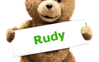 Rudy zadzwonił…