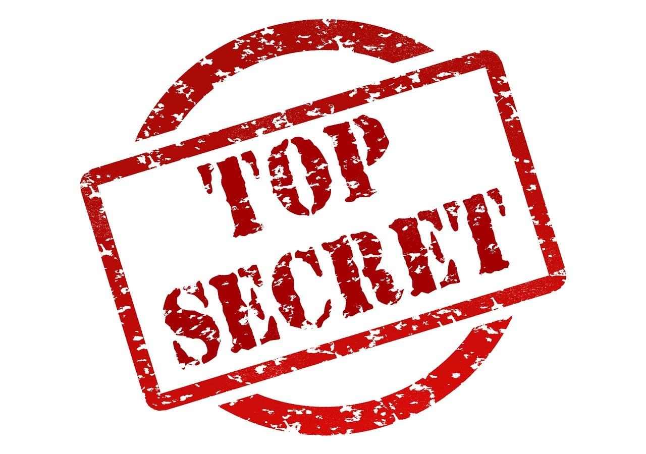 Tajne informacje